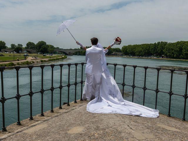 Le mariage de Agnès et Bertrand  à Entraigues-sur-la-Sorgue, Vaucluse 12