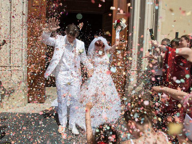 Le mariage de Agnès et Bertrand  à Entraigues-sur-la-Sorgue, Vaucluse 17