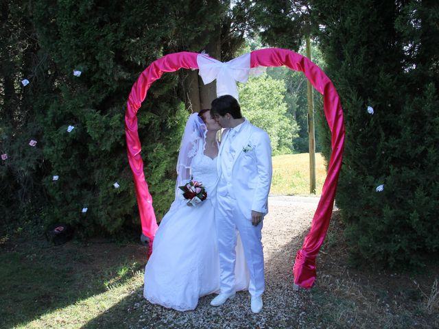 Le mariage de Agnès et Bertrand  à Entraigues-sur-la-Sorgue, Vaucluse 21