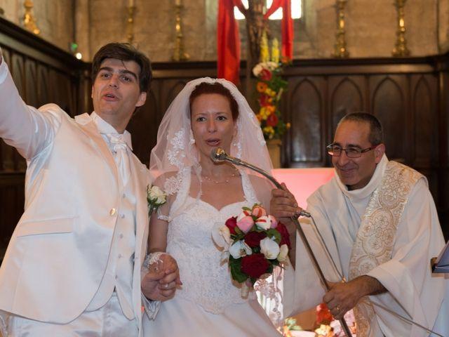 Le mariage de Agnès et Bertrand  à Entraigues-sur-la-Sorgue, Vaucluse 16
