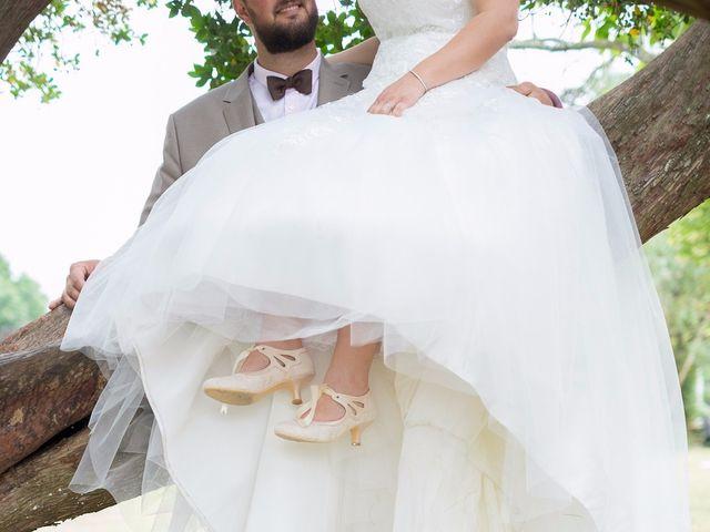 Le mariage de Vincent et Aurélie à Artigues-près-Bordeaux, Gironde 7
