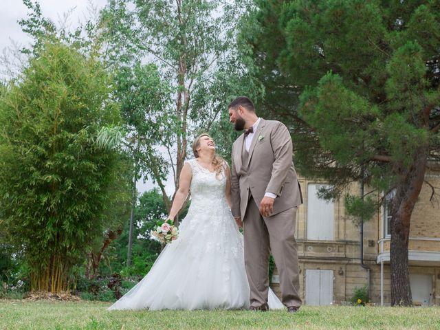 Le mariage de Vincent et Aurélie à Artigues-près-Bordeaux, Gironde 8