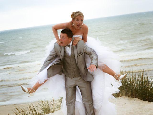 Le mariage de Lucie et Stephan