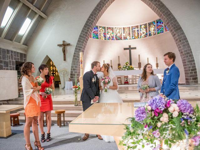 Le mariage de Nicolas et Laurene à Rennes, Ille et Vilaine 8