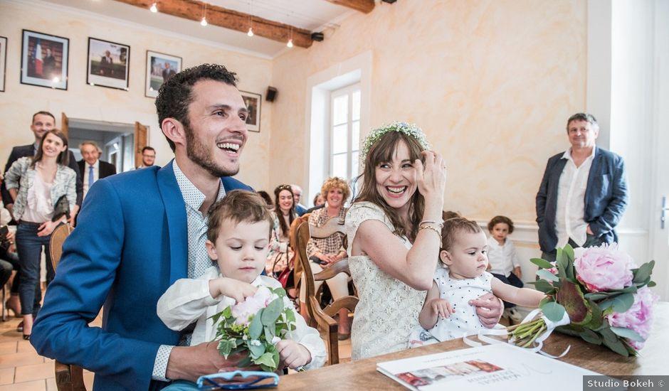 Le mariage de Benjamin et Caroline à Ventabren, Bouches-du-Rhône