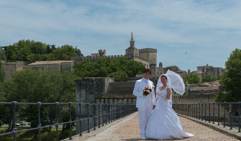 Le mariage de Agnès et Bertrand  à Entraigues-sur-la-Sorgue, Vaucluse
