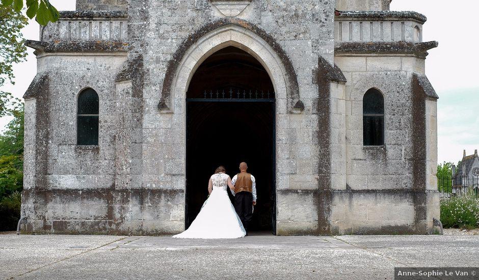 Le mariage de Vincent et Aurélie à Artigues-près-Bordeaux, Gironde