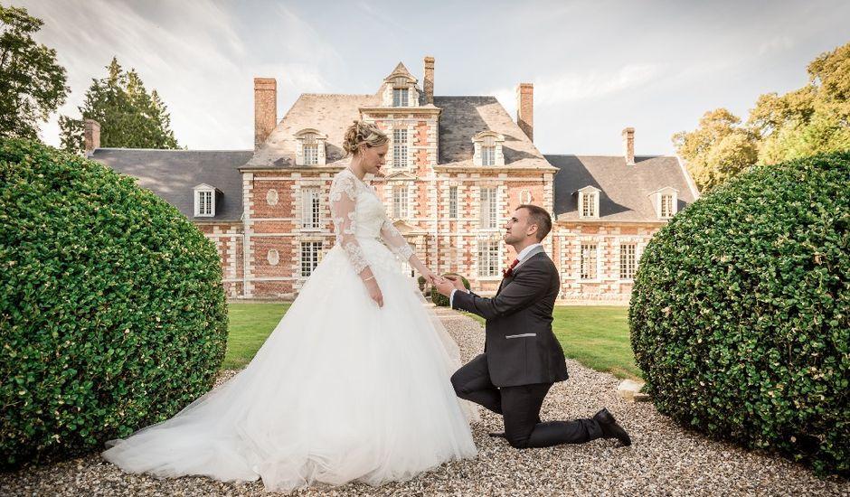 Le mariage de Mickael et Laura à Vauchelles-lès-Domart, Somme