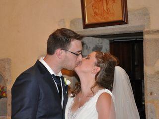 Le mariage de Adeline et Mickaël