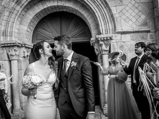 Le mariage de Ninon et Pierre