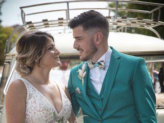 Le mariage de Amélie et Yoan 1