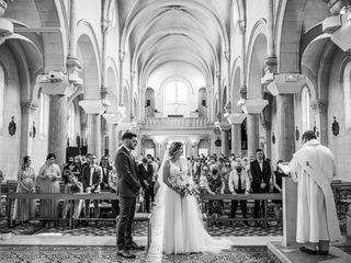Le mariage de Amélie et Yoan