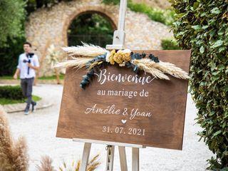 Le mariage de Amélie et Yoan 3