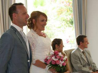 Le mariage de Fabien et Sylvie