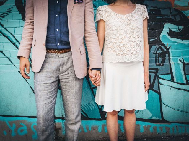 Le mariage de Nicolas et Zelie à Paris, Paris 25