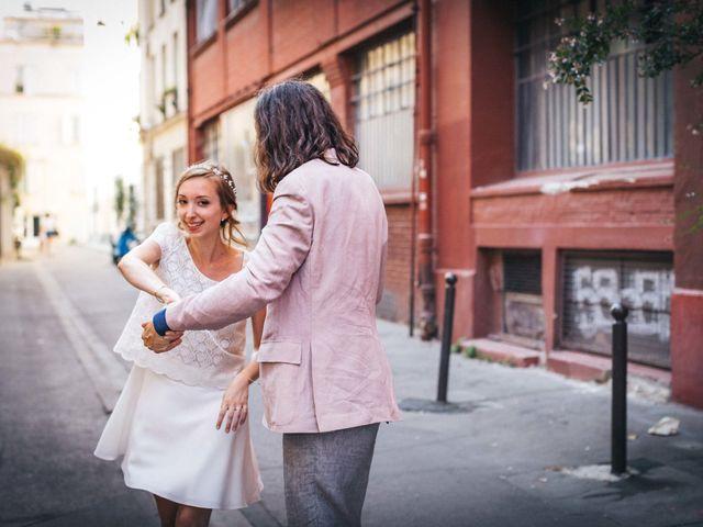 Le mariage de Nicolas et Zelie à Paris, Paris 26