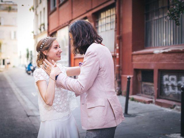 Le mariage de Nicolas et Zelie à Paris, Paris 27