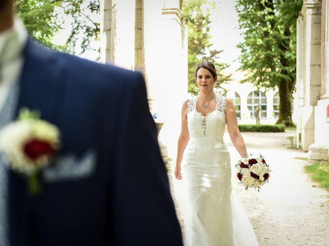 Le mariage de Maxime et Marine à Dijon, Côte d'Or 18