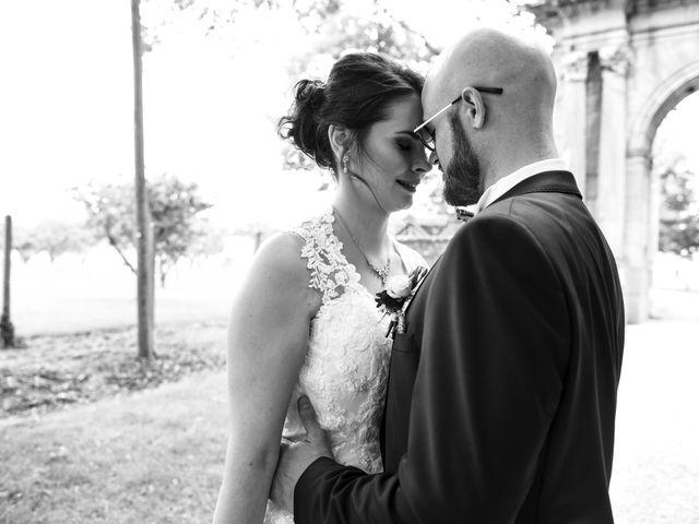 Le mariage de Maxime et Marine à Dijon, Côte d'Or 21