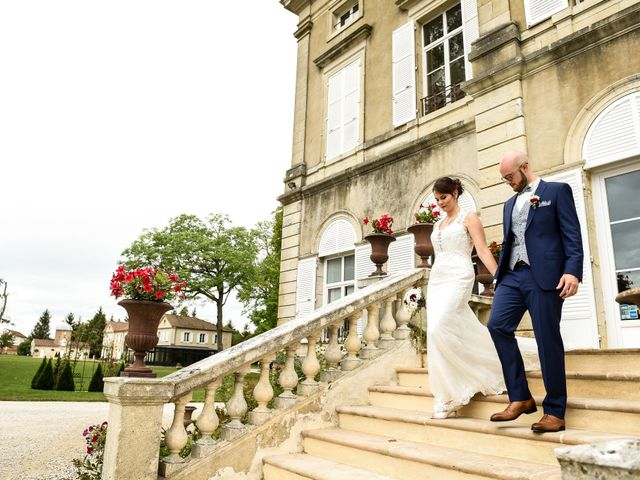 Le mariage de Maxime et Marine à Dijon, Côte d'Or 23