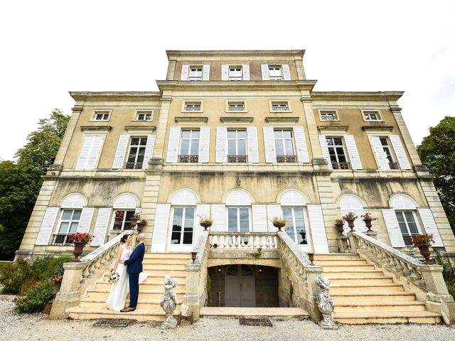 Le mariage de Maxime et Marine à Dijon, Côte d'Or 24