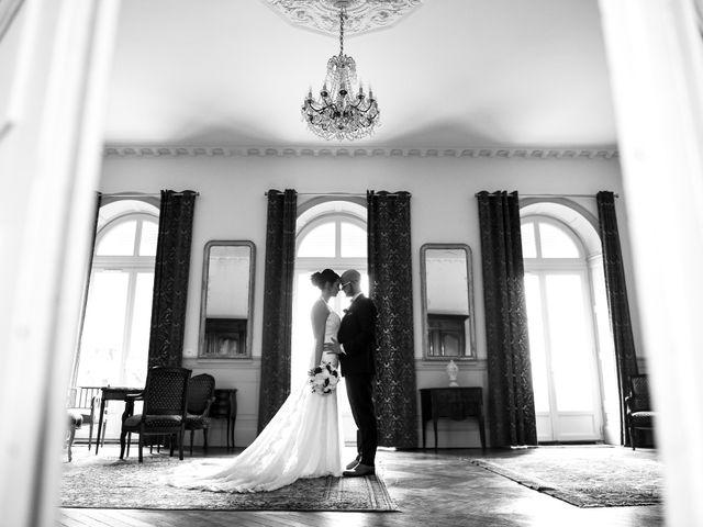 Le mariage de Maxime et Marine à Dijon, Côte d'Or 29