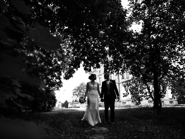 Le mariage de Maxime et Marine à Dijon, Côte d'Or 30