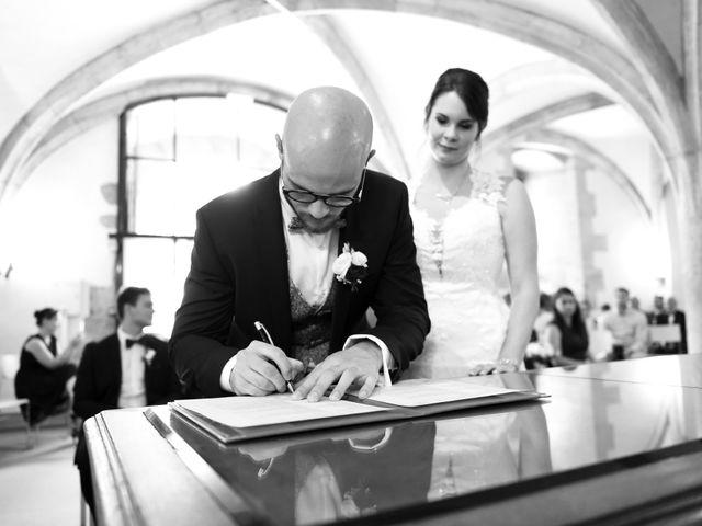 Le mariage de Maxime et Marine à Dijon, Côte d'Or 45