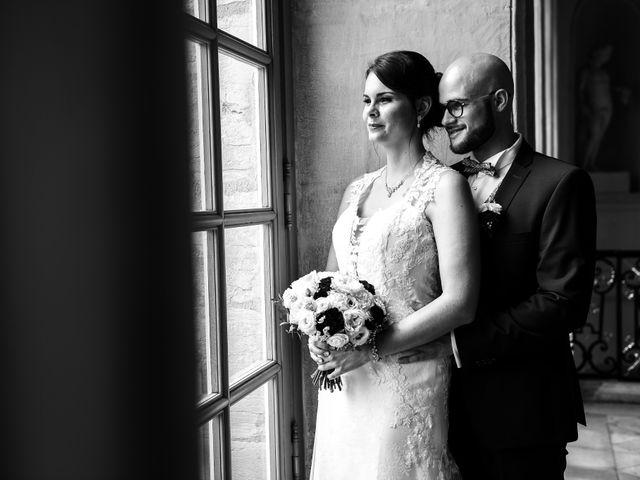 Le mariage de Maxime et Marine à Dijon, Côte d'Or 52