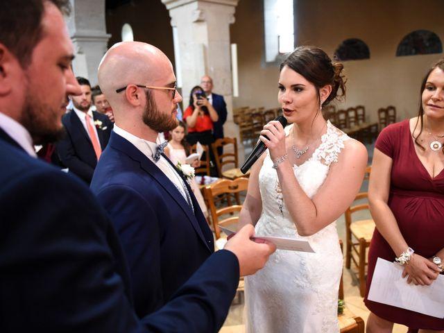 Le mariage de Maxime et Marine à Dijon, Côte d'Or 63