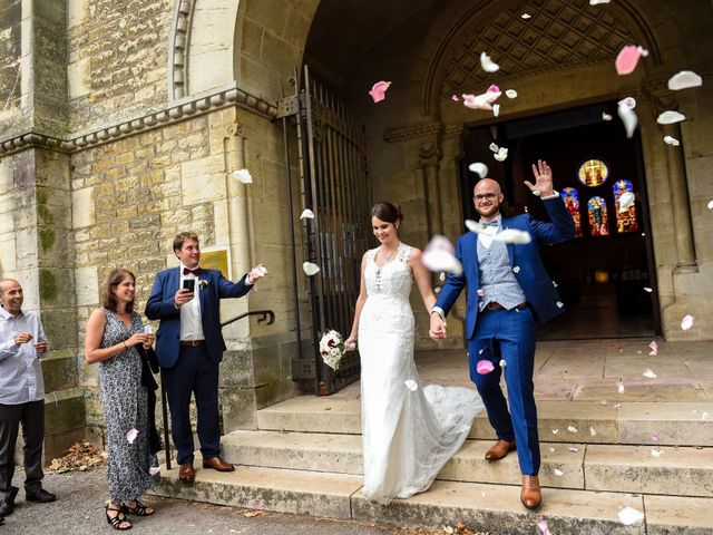 Le mariage de Maxime et Marine à Dijon, Côte d'Or 72
