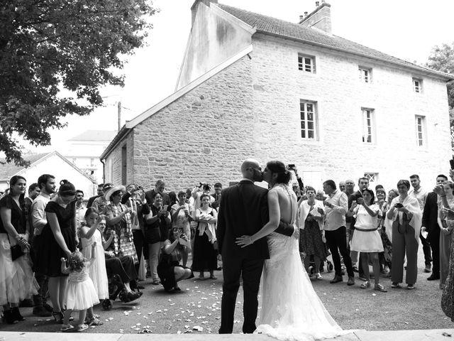 Le mariage de Maxime et Marine à Dijon, Côte d'Or 73