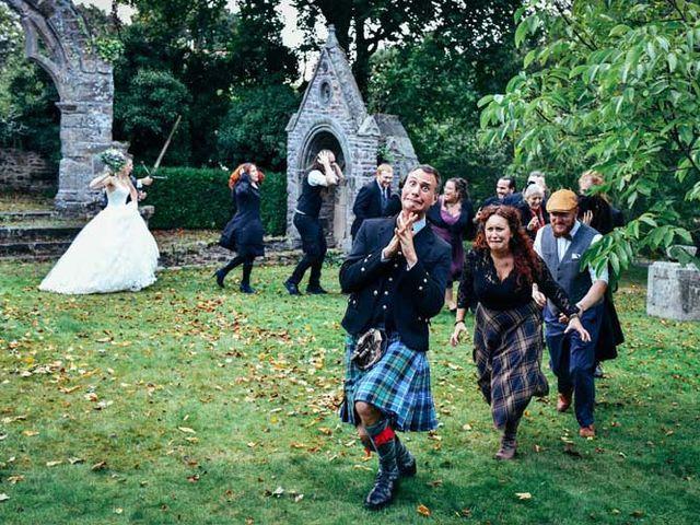 Le mariage de Anthony et Laura à Plouha, Côtes d'Armor 10