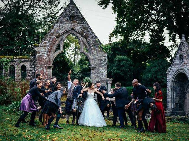 Le mariage de Anthony et Laura à Plouha, Côtes d'Armor 12