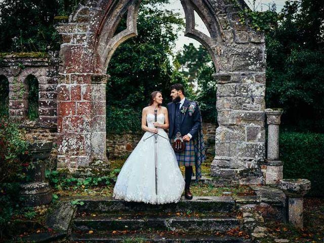 Le mariage de Anthony et Laura à Plouha, Côtes d'Armor 25