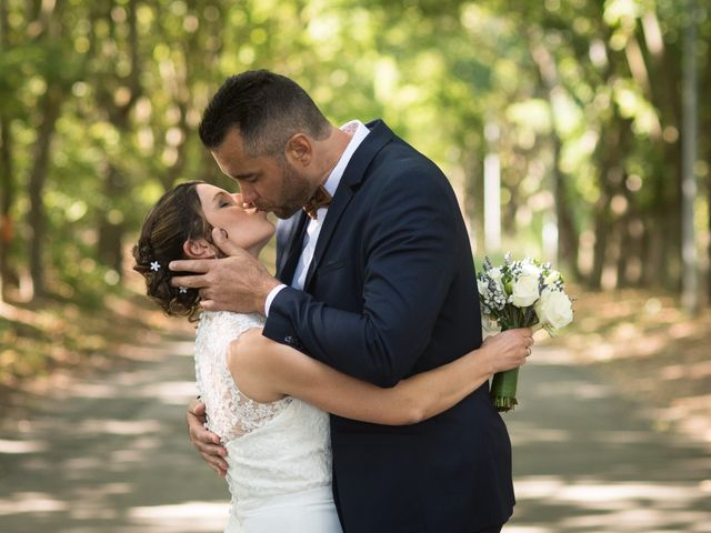 Le mariage de Magali et Yann