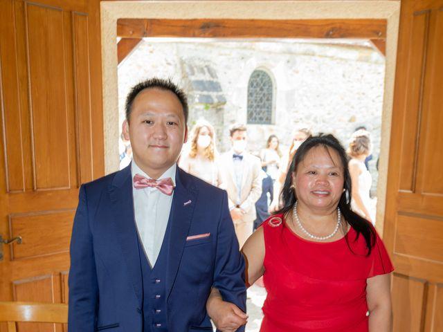 Le mariage de Tony et Alexandra à Droue-sur-Drouette, Eure-et-Loir 6