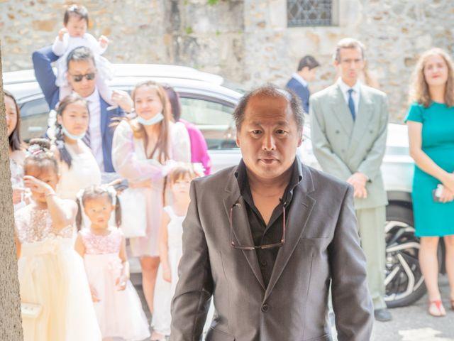 Le mariage de Tony et Alexandra à Droue-sur-Drouette, Eure-et-Loir 8