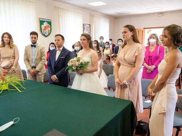 Le mariage de Tony et Alexandra à Droue-sur-Drouette, Eure-et-Loir 17