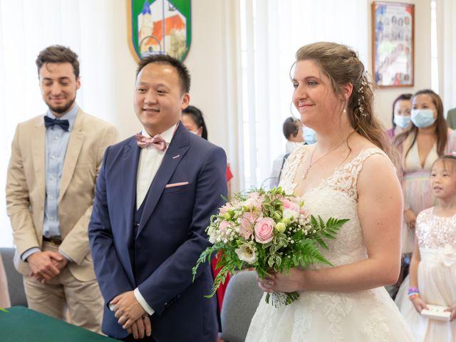 Le mariage de Tony et Alexandra à Droue-sur-Drouette, Eure-et-Loir 18