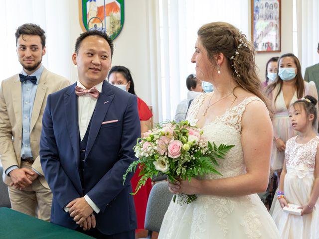 Le mariage de Tony et Alexandra à Droue-sur-Drouette, Eure-et-Loir 19