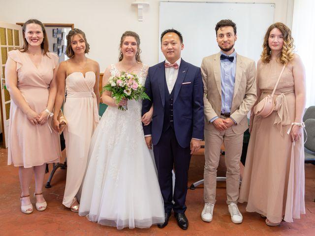 Le mariage de Tony et Alexandra à Droue-sur-Drouette, Eure-et-Loir 35