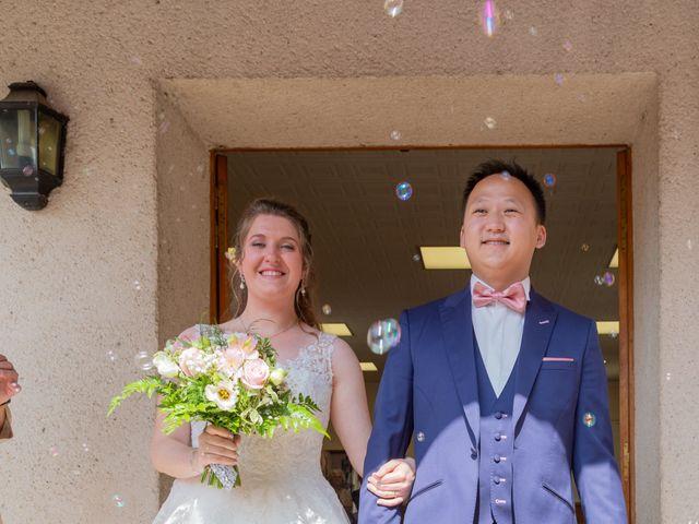 Le mariage de Tony et Alexandra à Droue-sur-Drouette, Eure-et-Loir 36