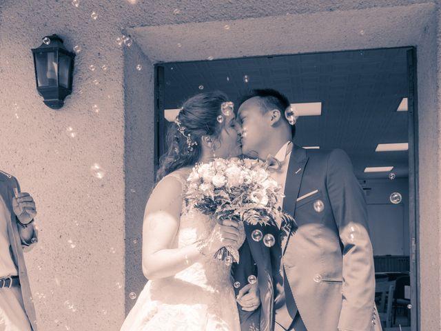 Le mariage de Tony et Alexandra à Droue-sur-Drouette, Eure-et-Loir 37