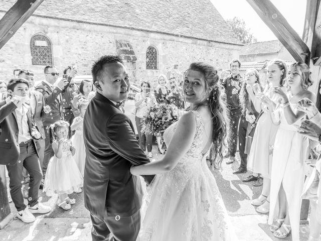 Le mariage de Alexandra et Tony