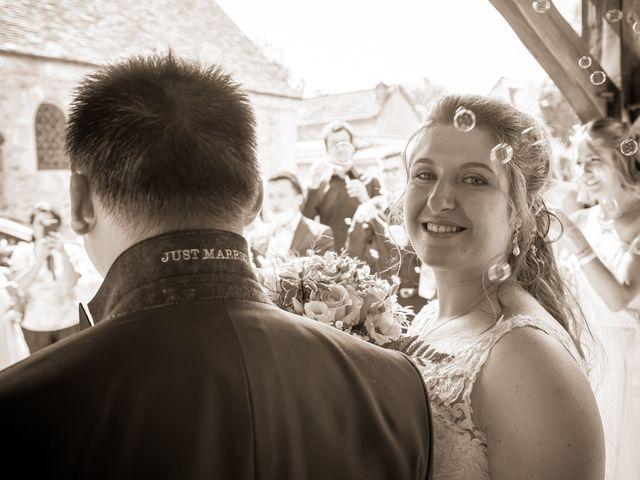 Le mariage de Tony et Alexandra à Droue-sur-Drouette, Eure-et-Loir 38
