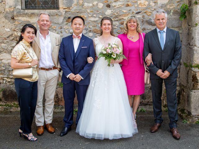 Le mariage de Tony et Alexandra à Droue-sur-Drouette, Eure-et-Loir 40