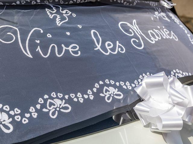 Le mariage de Tony et Alexandra à Droue-sur-Drouette, Eure-et-Loir 41