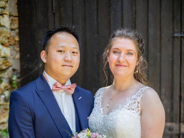 Le mariage de Tony et Alexandra à Droue-sur-Drouette, Eure-et-Loir 49