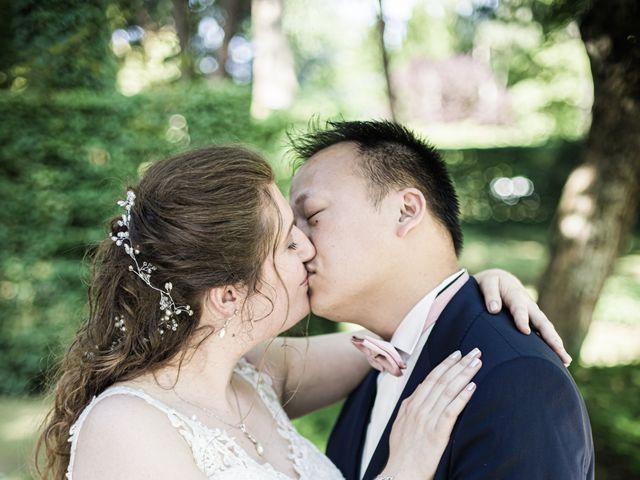 Le mariage de Tony et Alexandra à Droue-sur-Drouette, Eure-et-Loir 54